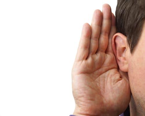 ecoute professionnel
